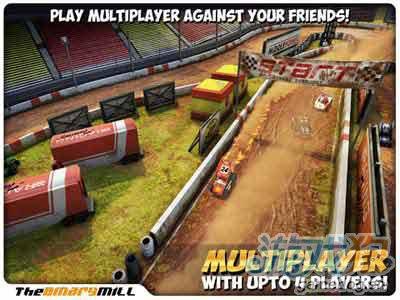 迷你赛车Mini Motor Racing:小车大乐趣4