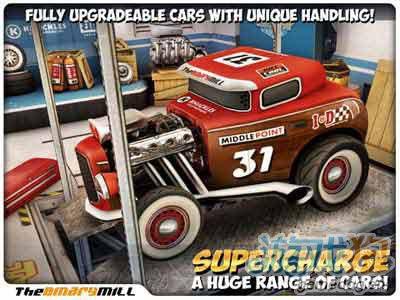 迷你赛车Mini Motor Racing:小车大乐趣2