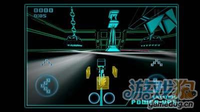 竞速游戏:炫光竞速LightSpeeder 掌上的迷你创战纪2