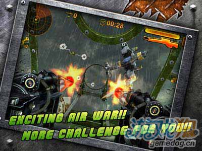 空中指挥官Turret Commander:体验空中版抢滩登陆2