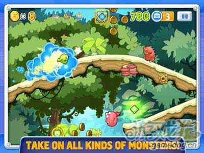 怪物公司Monsters Inc Run:迪士尼同名佳作4