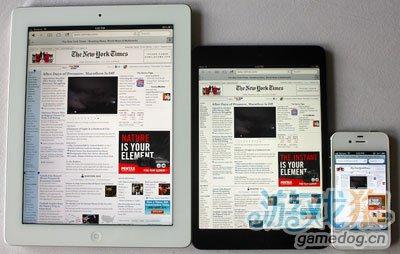 分析师 iPhone 5需求依然旺盛 iPad量不足