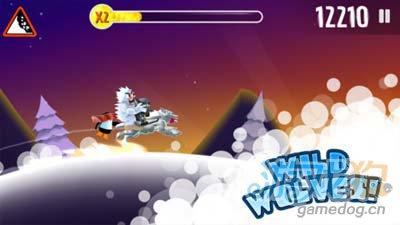 滑雪大冒险圣诞版Ski Safari:诙谐有趣的滑雪跑酷3