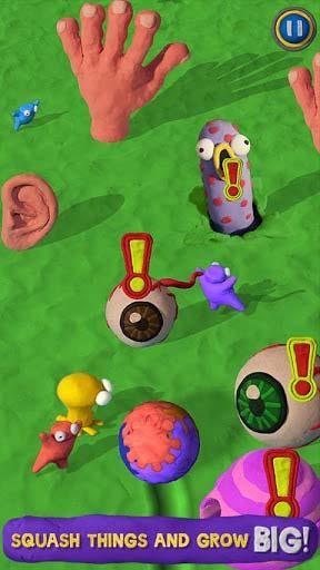 纯手工创意游戏:粘土世界Clay Jam 来捏个粘土小人1