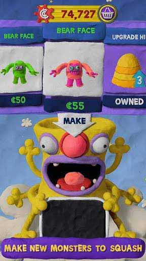 纯手工创意游戏:粘土世界Clay Jam 来捏个粘土小人5