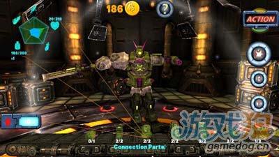 机械之刃RobladeDesign Fight:新概念的机器人大战2