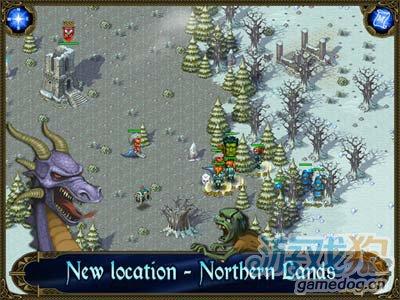 经典策略佳作:王权北方扩张 向北方的极寒之地进军3
