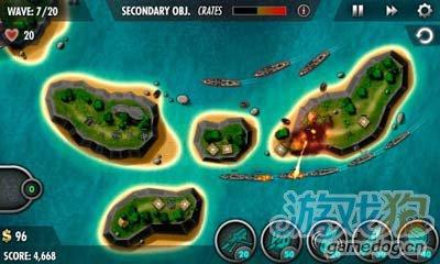 太平洋轰炸机防御战:有深度的塔防佳作2