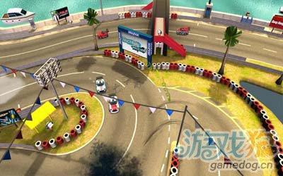 棒棒赛车通用版Bang Bang Racing:安卓评测4