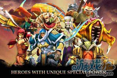 英雄传说Legendary Heroes:安卓佳作1