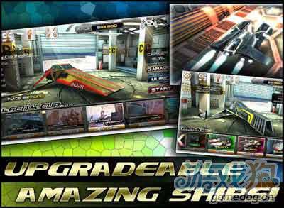 星际快车3DFLASHOUT 3D:一部致敬作品3