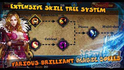 龙穴勇士Dragon Warcraft:安卓评测1