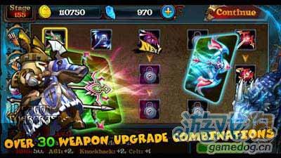 龙穴勇士Dragon Warcraft:安卓评测2
