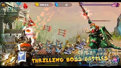 龙穴勇士Dragon Warcraft:安卓评测4