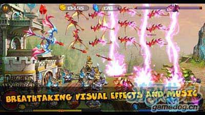 龙穴勇士Dragon Warcraft:安卓评测3