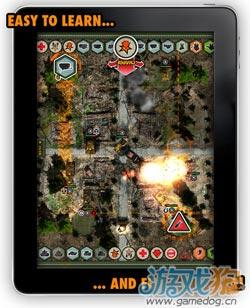双人同屏对战游戏Assault Wave放出试玩视频2