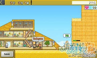 开罗游戏新作Kingdom Pyramid Excavation今日登陆1