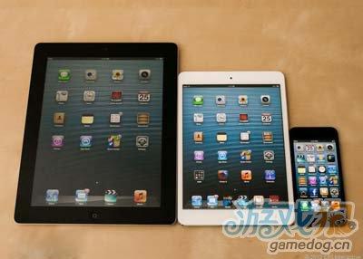明年半数苹果iPad用户将选择iPad mini机型1