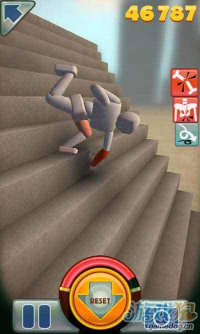 跳楼英雄Stair Dismount:让看不顺眼的人断手断脚2