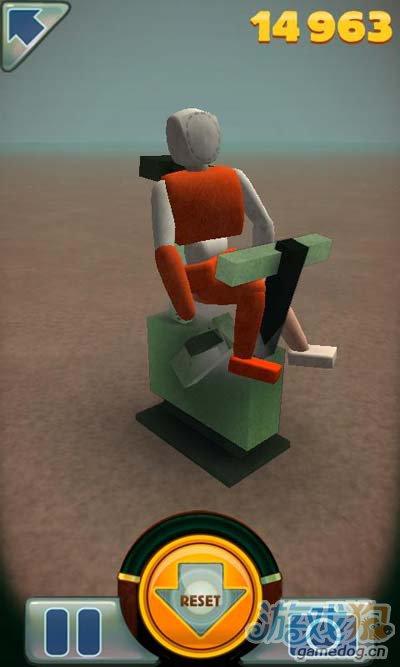 跳楼英雄Stair Dismount:让看不顺眼的人断手断脚4