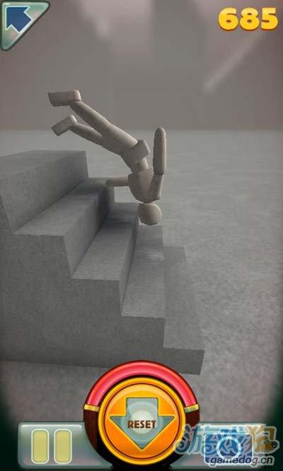 跳楼英雄Stair Dismount:让看不顺眼的人断手断脚1