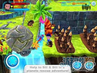 斯利和比利SiliBili:3D动作小清新游戏2