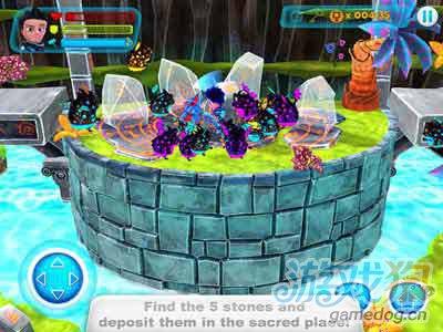 斯利和比利SiliBili:3D动作小清新游戏3