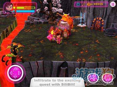 斯利和比利SiliBili:3D动作小清新游戏5