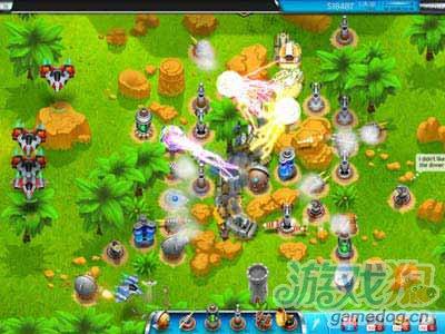 香料入侵者:拥有技能树的塔防游戏1