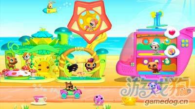 小小宠物园Littlest Pet Shop:宠物天堂2