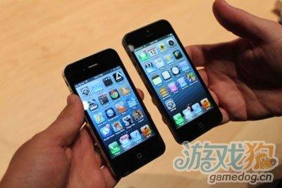 经销商 iPhone 5利润不敌4S每部少百余元