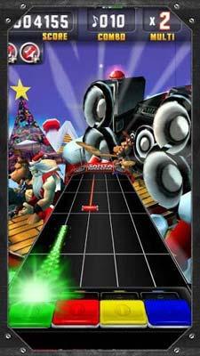 圣诞老人摇滚明星Santa Rockstar:卖萌的圣诞老人3