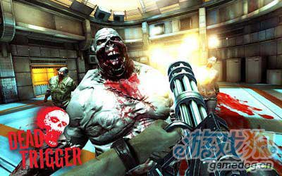 射击类佳作:死亡扳机DEAD TRIGGER 开始杀戮之旅2