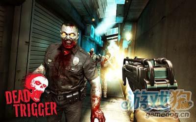 射击类佳作:死亡扳机DEAD TRIGGER 开始杀戮之旅1