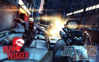 射击类佳作:死亡扳机DEAD TRIGGER 开始杀戮之旅3