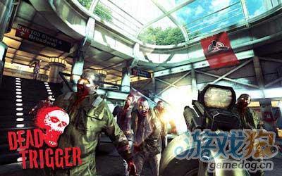 射击类佳作:死亡扳机DEAD TRIGGER 开始杀戮之旅5