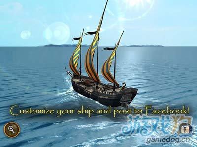 辛巴达历险记Sinbad:启航征服世界吧3