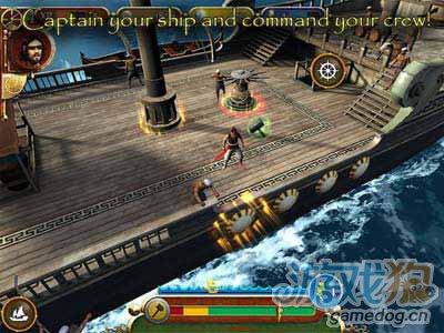辛巴达历险记Sinbad:启航征服世界吧5
