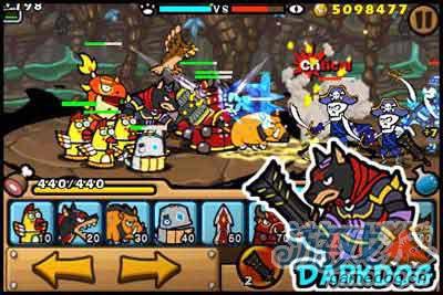 圣犬帕拉Paladog:漫画风的动物王国3