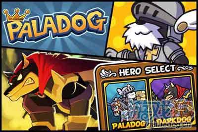 圣犬帕拉Paladog:漫画风的动物王国1