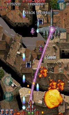雷电Raiden Legacy:重温经典之作3