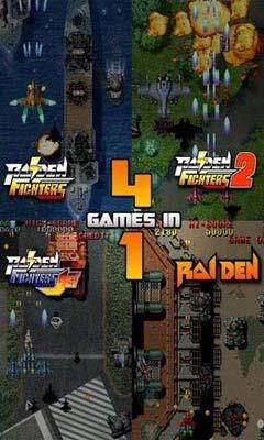 雷电Raiden Legacy:重温经典之作1