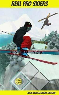 APO极限滑板APO Snow:优雅的极限滑雪2