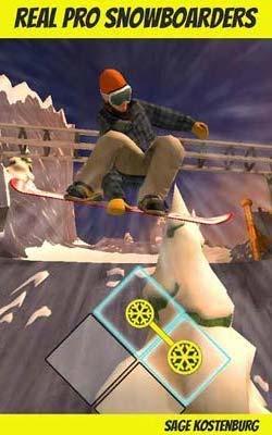 APO极限滑板APO Snow:优雅的极限滑雪3