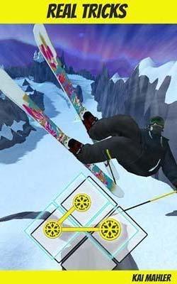 APO极限滑板APO Snow:优雅的极限滑雪4