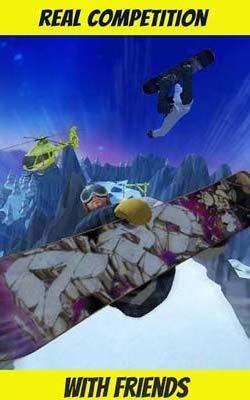 APO极限滑板APO Snow:优雅的极限滑雪1