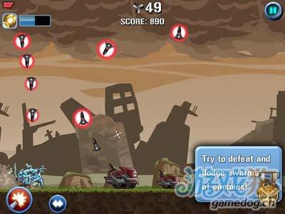 横版射击:暴力坦克Scrap Tank 歼灭一切为荣誉而战3