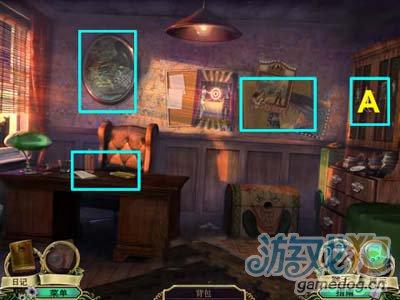 探索镜子背后的世界:黑暗奥秘嘉年华 图文关卡攻略3