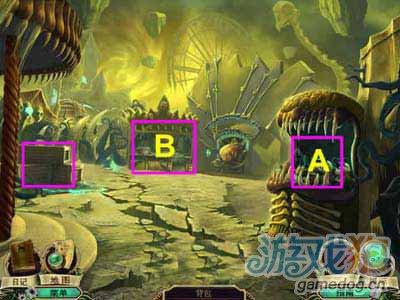 探索镜子背后的世界:黑暗奥秘嘉年华 图文关卡攻略8