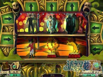 探索镜子背后的世界:黑暗奥秘嘉年华 图文关卡攻略9